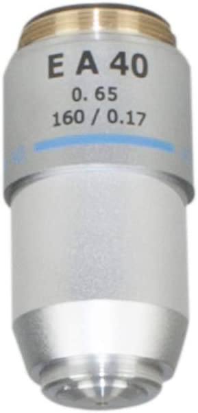 Vision Scientific VS-0CC2 DIN Achromatic Objective Lens Series 10X Magnification