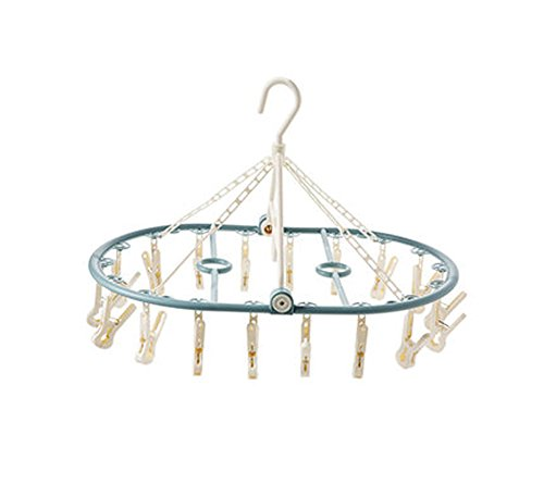 Quality Circular Convenient Drip Hanger Drying Rack With 18
