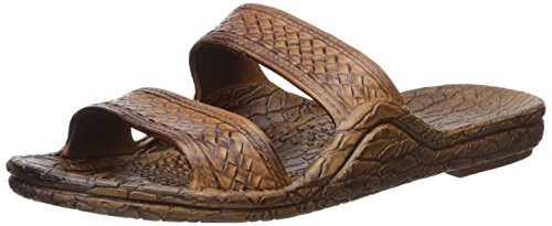 Pali Hawaii Jesus Sandal Brown 9