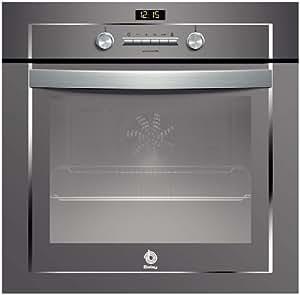 Balay 3HB508AP Electric oven 62L 3580W A Antracita - Horno (Electric oven, 62 L, 3580 W, 62 L, 3580 W, 0 - 270 °C)