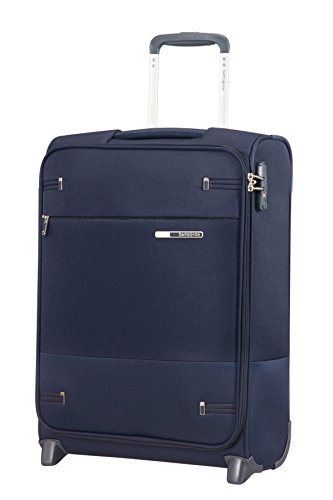 SAMSONITE Base Boost - Upright 55/20 Length 40cm Hand Luggage, 55 cm, 41 liters, Blue (Navy Blue)