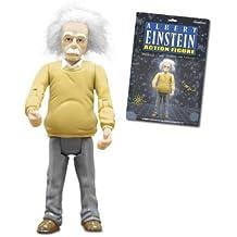 Albert Einstein Action Figure