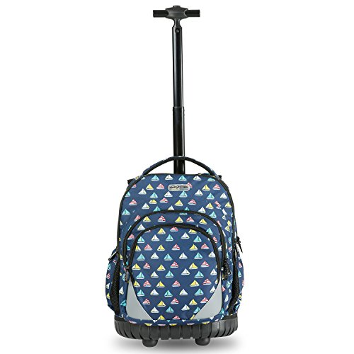HollyHOME 18 inch Large Storage Laptop Students