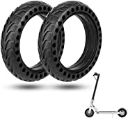 Jesdoo Solid Tire Replacement for Electric Scooter Xiaomi m365 / gotrax gxl V2,8.5 inches Scooter Wheel's