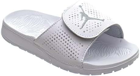 super popular b3261 a98f5 0 bình luận. Từ Mỹ. Jordan Hydro 5 BP Little Kids Sandals White Wolf Grey  820259-100
