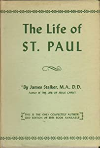 Hardcover The life of St. Paul Book