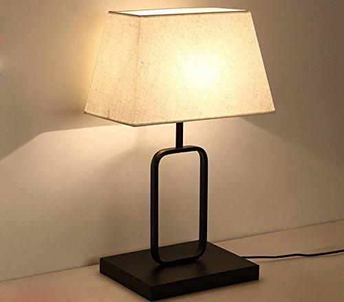 MDRW-Brazo largo lámpara dormitorio mesa salón lámpara: Amazon.es ...