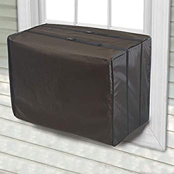 Jeacent Window Air Conditioner Cover Small, Bottom Covered Amazon.com: Heavy Duty AC Outdoor Unit