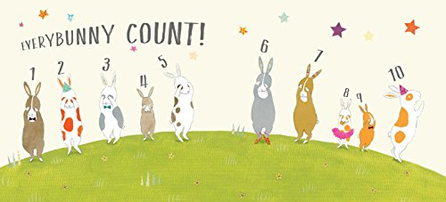 Everybunny Count! by Margaret K. McElderry Books (Image #1)