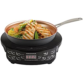 NuWave PIC Compact Precision Induction Cook-top w/ 9-inch Fry Pan
