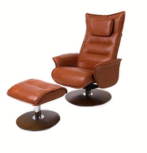 Tan Top Grain Leather - 6