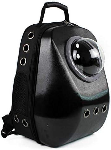 ペットの袋、 ペットバッグ防水通気性の半球旅行者ペットバッグバックパックバックパック航空会社認定猫と犬アウトドア旅行散歩 (Color : B)