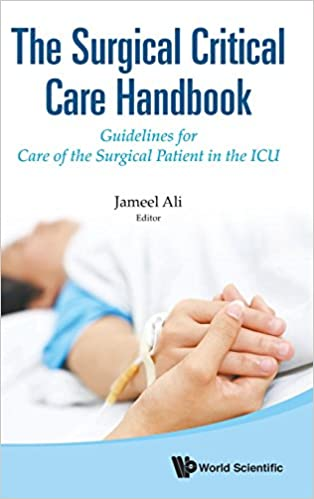 The surgical critical care handbook guidelines for care of the the surgical critical care handbook guidelines for care of the surgical patient in the icu 1st edition fandeluxe Images