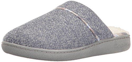 Dearfoams Women's Casual Knit Closed Toe Scuff Slipper