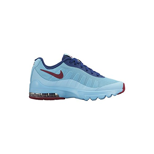Nike Air MAX Invigor (GS) - Zapatillas para niña, Color Azul/Azul Marino/Rojo, Talla 38.5: Amazon.es: Zapatos y complementos