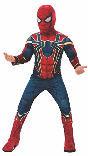 Rubie's Marvel Avengers: Infinity War Deluxe Iron Spider Child's Costume, Small for $<!--$23.16-->