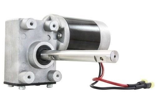 NEW Salt Spreader Motor w/Gear Box For Curtis Meyer Lesco Trynex D6106 D6107