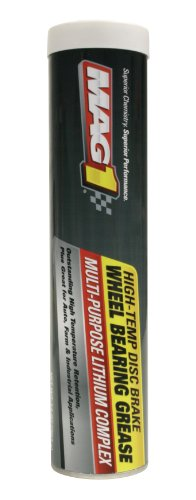 Brake Disc Mag - Mag 1 723-10PK High-Temp Disc Brake Wheel Bearing Grease - 14 oz., (Pack of 10)