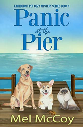 Panic at the Pier (A Whodunit Pe...