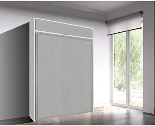Inside Armario Cama Plegable EOS. Bicolor. Dormir 140 * 22 * 190 cm. 44 Coloris: Amazon.es: Hogar