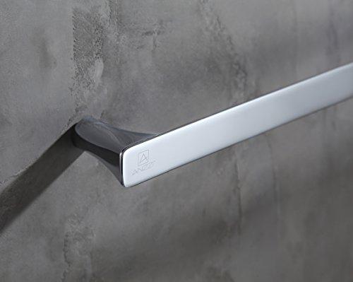 25.13'' Towel Bar - Polished Chrome - Essence Series AC-AZ052 - ANZZI by ANZZI (Image #3)