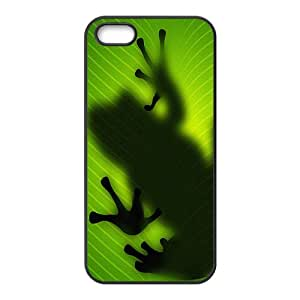 Malcolm Popular Frog Cell Phone Case for Iphone 5s