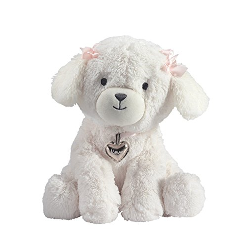 - Lambs & Ivy Baby Love Plush Puppy Dog Stuffed Animal –- Annie