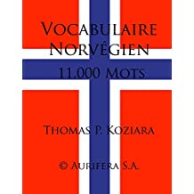 Vocabulaire Norvegien (French Edition)