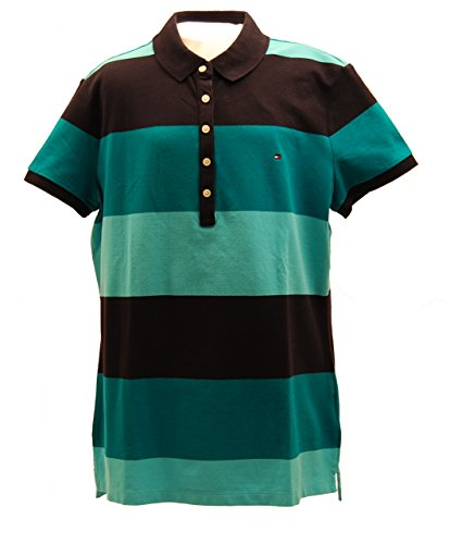 TOMMY HILFIGER-Polo Femme