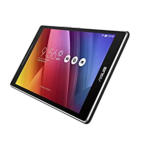 ASUS ZenPad 8 Dark Gray 8-inch Android Tablet [Z380M] 2MP Front / 5MP Rear PixelMaster Camera, WXGA TouchScreen, 16GB Onboard Storage, Quad-Core 1.3GHz Processor, 802.11a/b/g/n WiFi
