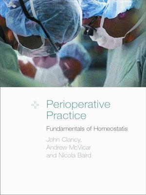 Perioperative Practice: Fundamentals of Homeostasis Pdf