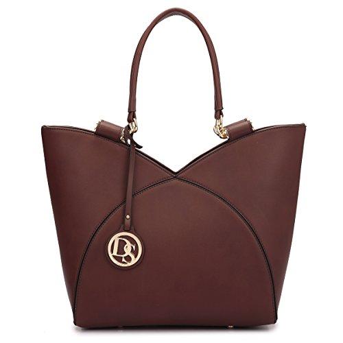dasin-women-fashion-tote-large-zipper-handbag-with-removable-shoulder-strap-coffee