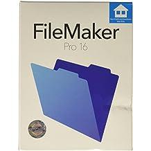 FileMaker Pro 16 Education Mac/Win Retail Box V16