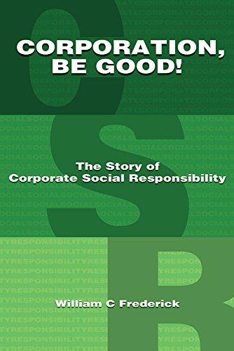 - Corporation Be Good
