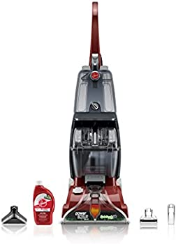 Hoover Upright Deep Cleaner + Kids Rattle + $20 Kohls Cash