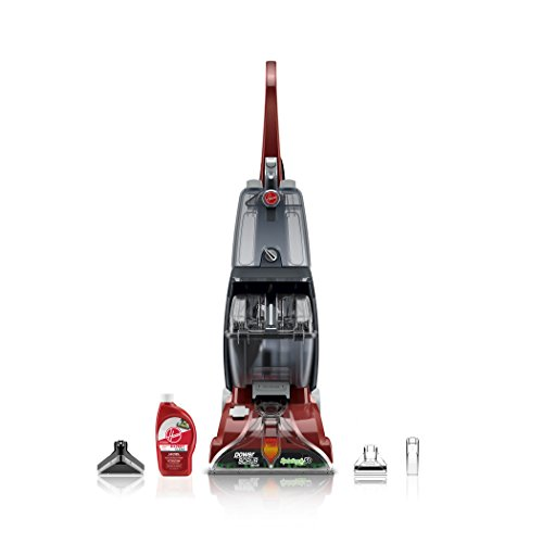 - Hoover Power Scrub Deluxe Carpet Washer FH50150
