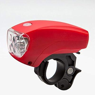 YBZS Luz Delantera Bicicleta USB, Bicicleta De Montaña del Faro ...