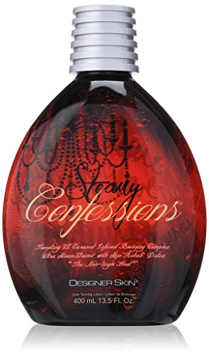 Designer Skin Steamy Confessions Body Bronzer, 13.5 Fluid Ounce