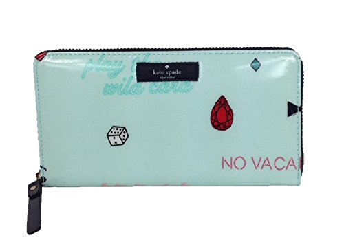 Icon Zip Around Wallet - Kate Spade Las Vegas Icon Daycation Neda Continental Zip Wallet, Multi