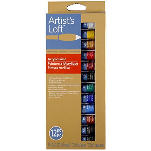 Artist's Loft Fundamentals Acrylic Paints
