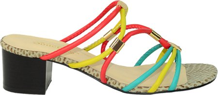 Ann Creek Women's Delray Sandal B00GLXXRBO 9 B(M) US|Multi
