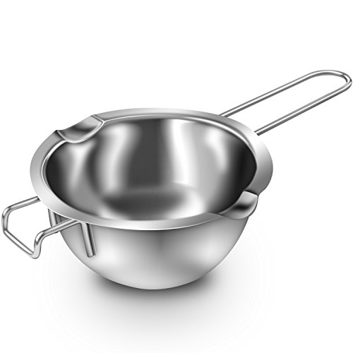 double boiler with spout - 1