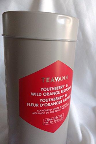 (Youthberry Wild Orange Blossom Tea Blend by Teavana (8 oz tin))