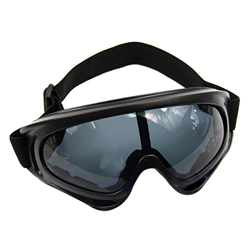 Womens Ski Goggles Snowboard Goggles - Snowboard Motorcycle Dustproof Sunglasses Ski Goggles UV400 Anti-fog Outdoor Sports Windproof Eyewear Glasses 5 Colors - Ski Googles - Last Kings Sunglasses