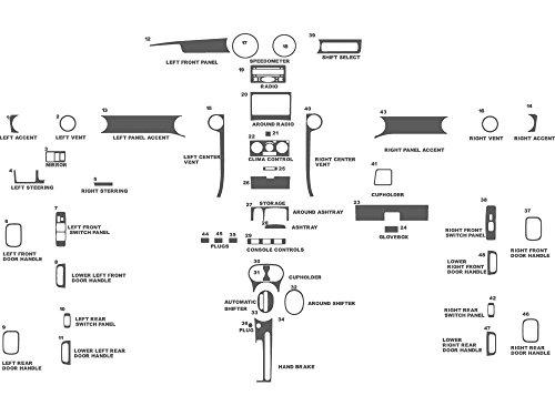 05 scion xb center console - 3