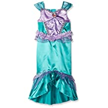 Disguise Costumes Ariel Classic Disney Princess The Little Mermaid Costume, Small/4-6X