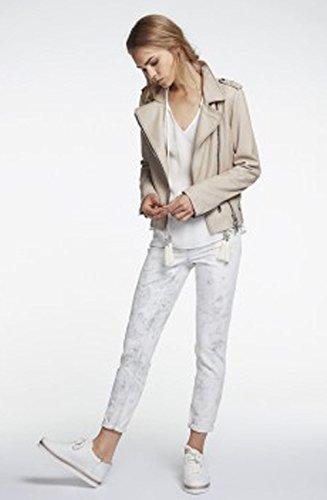 Grey Grey Denim Jeans Oui Jeans Jeans Oui Donna Grey Donna Oui Denim Denim Donna q7USgpHw