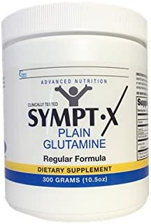 Sympt-X L-Glutamine 300g Exp 03 2022
