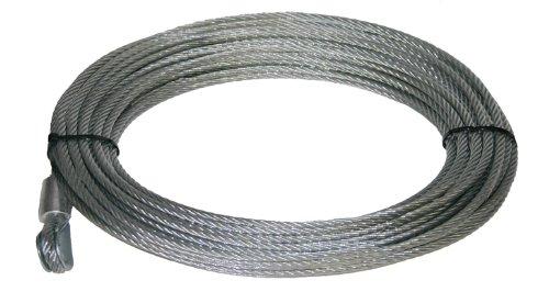 Winch Wire Rope (Keeper KTA14120 55' x 7/32