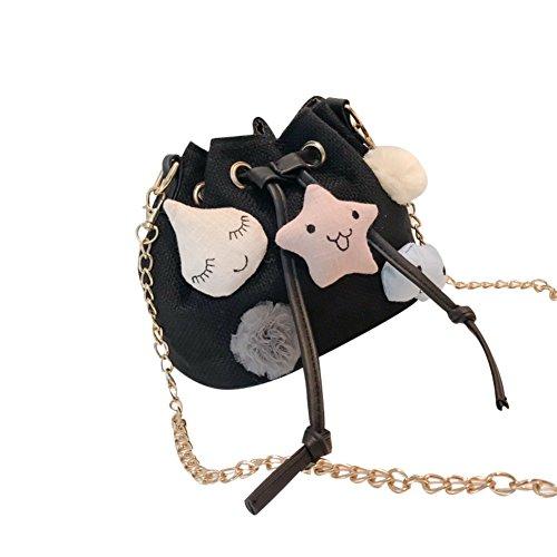 Cheap angel3292 Hot sale Lovely Pendant Nylon Women Cross Body Shoulder Bag Pouch Shopping Gift
